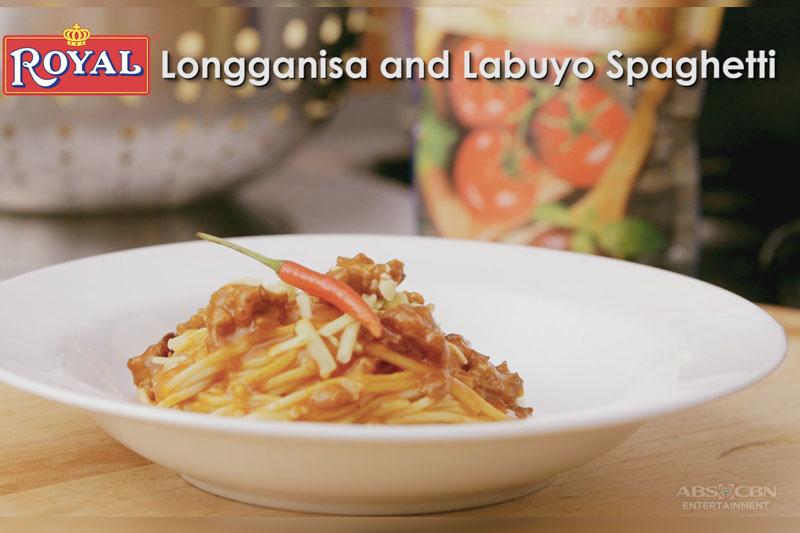 You Have to Try Dawn Zulueta and Chef Lau s Royal Longganisa and Labuyo Spaghetti this Christmas  1
