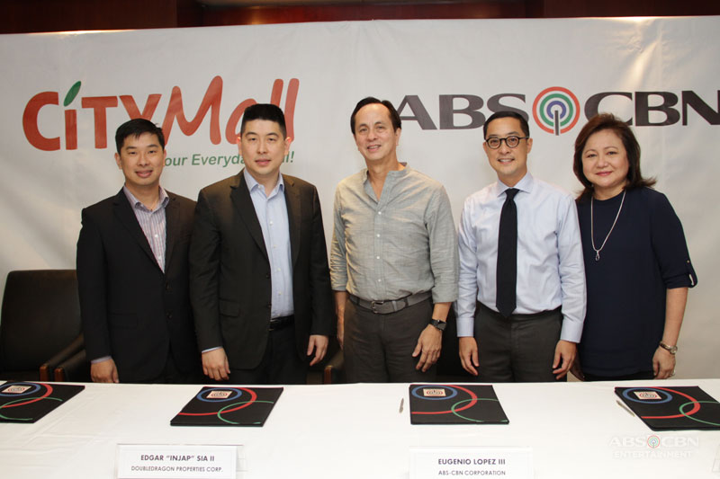ABS CBN ventures into Cinema Management with Citymall 1