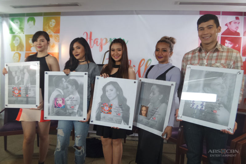 Biggest Star Music Artists unite for new version of Salamat to mark 1M youtube subcribers thank fans 1