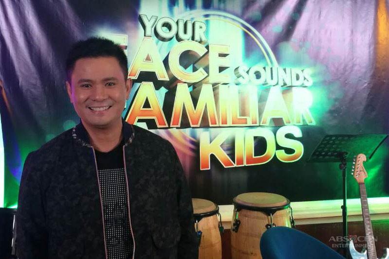 New Kapamilya Ogie Alcasid joins jury of Your Face Sounds Familiar Kids  1
