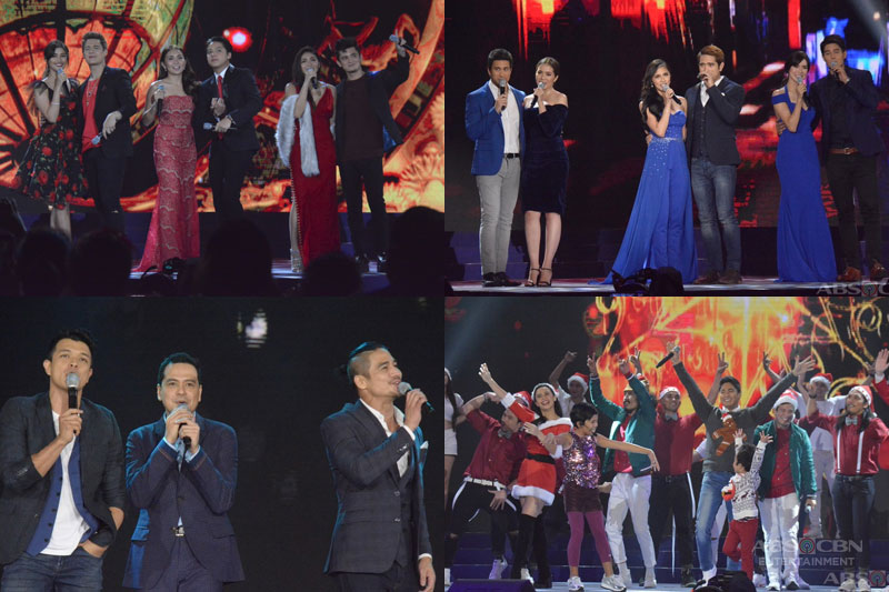 PLAYLIST Isang Pamilya Tayo Ngayong Pasko The ABS CBN Christmas Special 2016  1