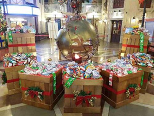 Kids experience the Christmas spirit with KidZania Manila s Paskong Kai Saya 3