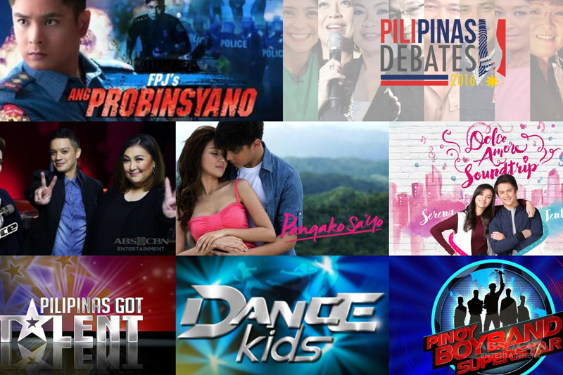 ABS CBN rules 2016 in nationwide ratings 1