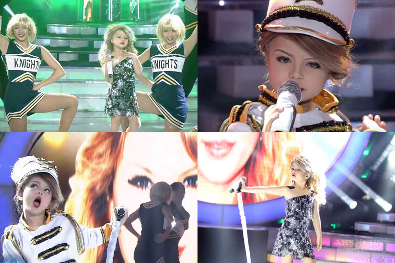 Xia s Taylor Swift impersonation in Your Face Kids makes international headlines 1