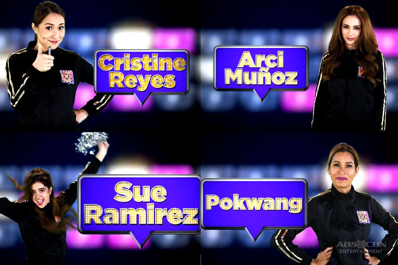 Cristine Arci Sue and Pokwang prove they can do anything in ABS CBN S I Can Do That  1