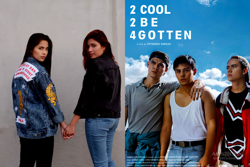 Baka Bukas and 2 Cool 2 Be 4gotten hit cinemas nationwide this March 1