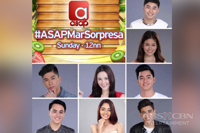 "PBB Lucky Season 7 housemates join ""ASAP"" summer party"