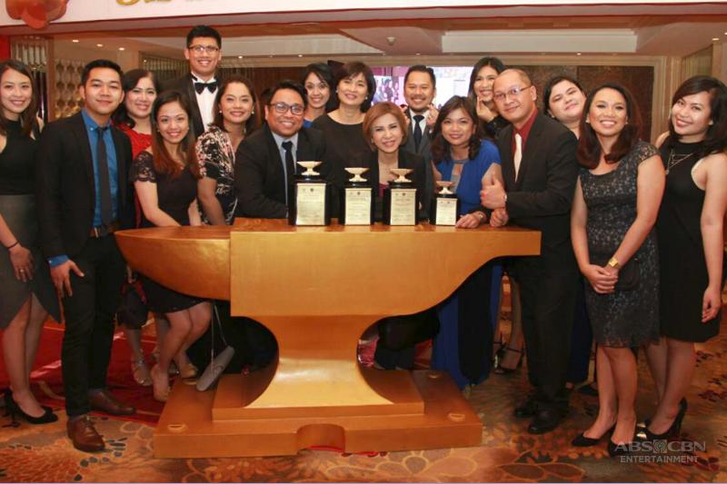 ABS CBN Sky rake in Anvil Awards  1