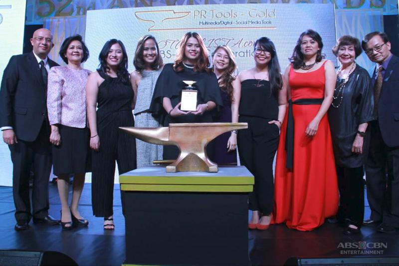 ABS CBN Sky rake in Anvil Awards  6