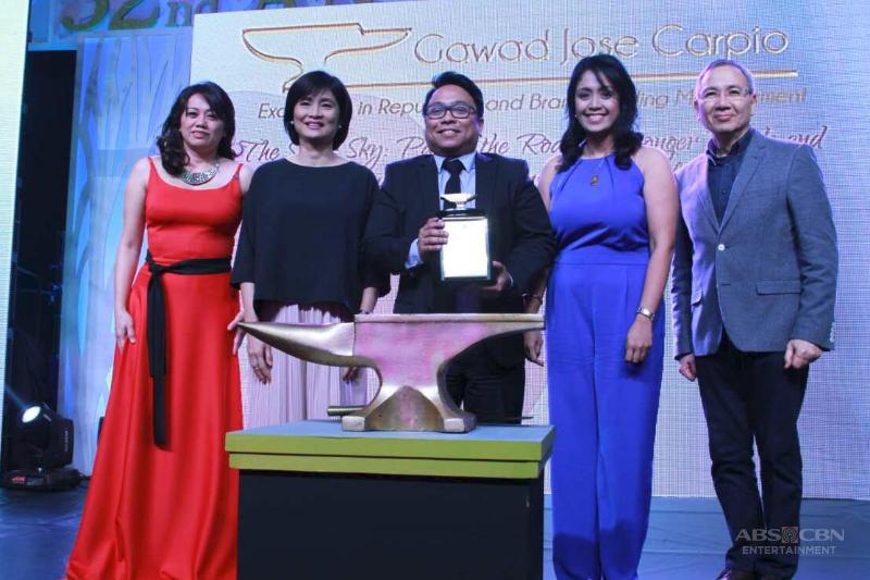 ABS CBN Sky rake in Anvil Awards  2