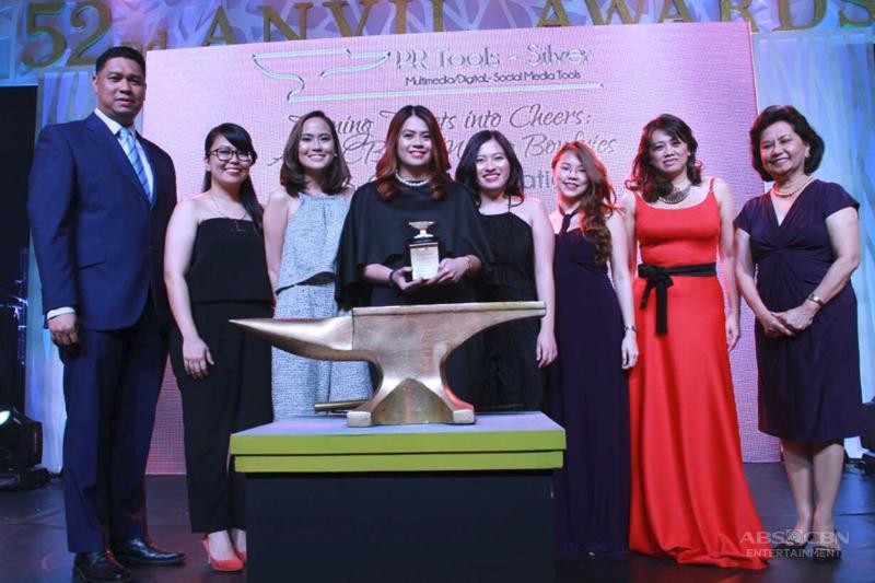 ABS CBN Sky rake in Anvil Awards  7