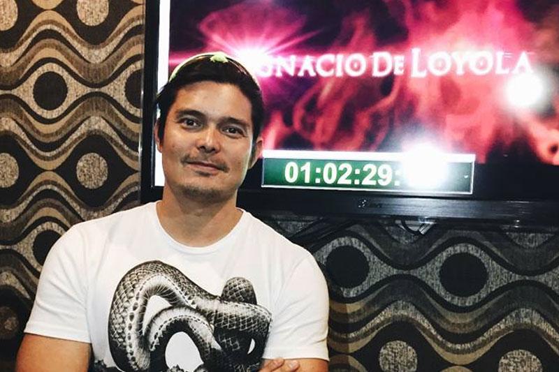 Tagalized Ignacio de Loyola film features the voice of Dingdong Dantes 1
