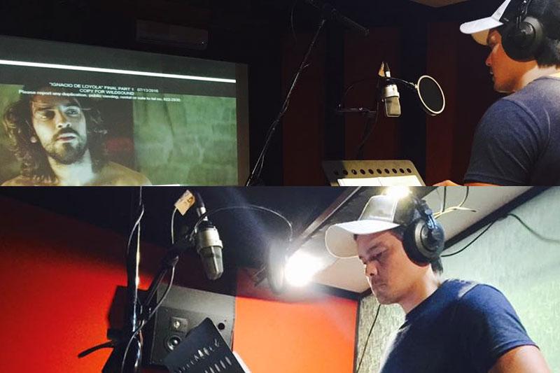 Tagalized Ignacio de Loyola film features the voice of Dingdong Dantes 2