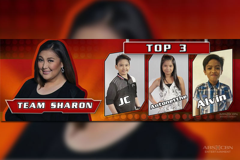 What s up with Team Sharon s Top 3 Young Artists 1
