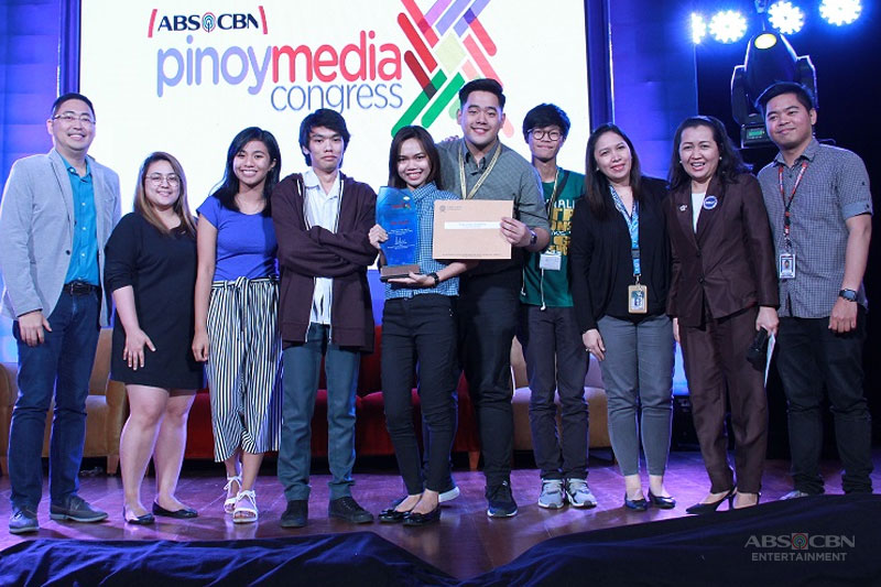 ABS CBN turns into a campus for Pinoy Media Congress 1