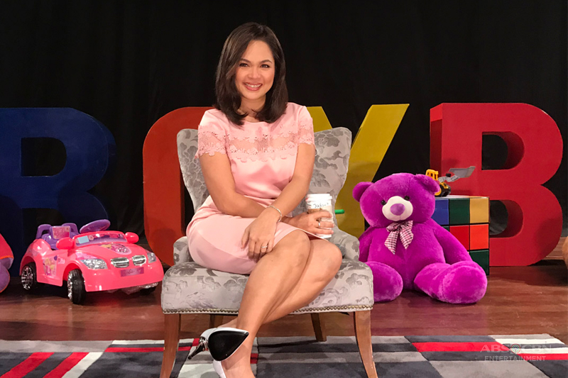 Judy Ann stages cutest comeback on TV via new season of Bet On Your Baby  1
