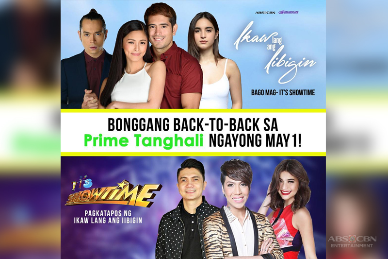 Ikaw Lang Ang Iibigin It s Showtime bring back to back noontime treat in Primetanghali starting this Monday 1