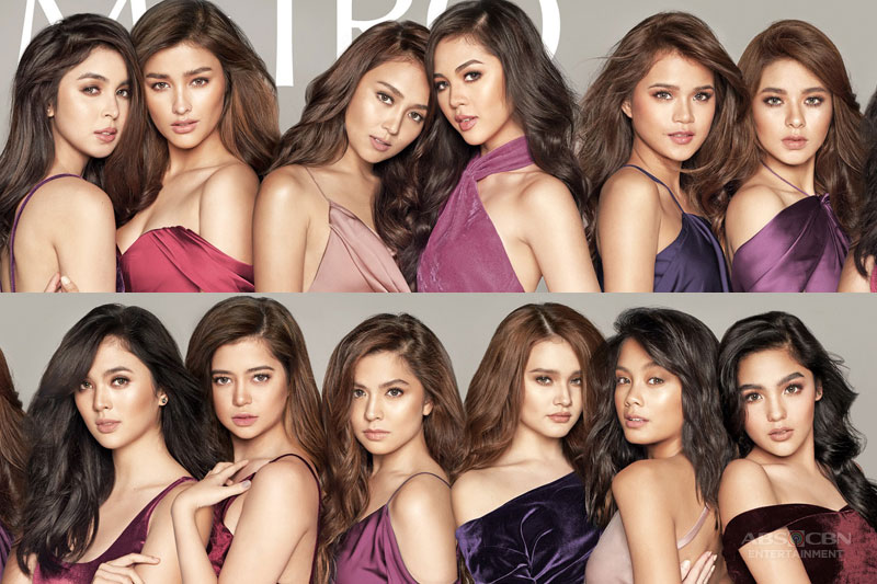 Metro Magazine celebrates its 28th anniversary and Star Magic s 25 years with the newest roster of style stars 1