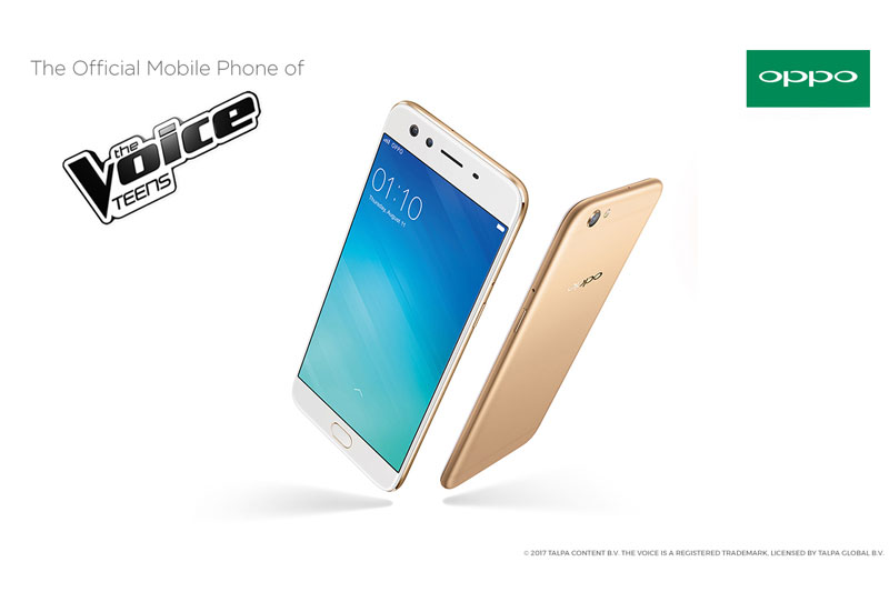 Exclusive OPPO F3 Plus to capture the Best Moments of The Voice Teens hopefuls  3