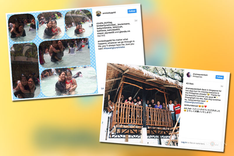 LOOK Kapamilyas share what make them smile with IkawAngSunshineKo Challenge  2