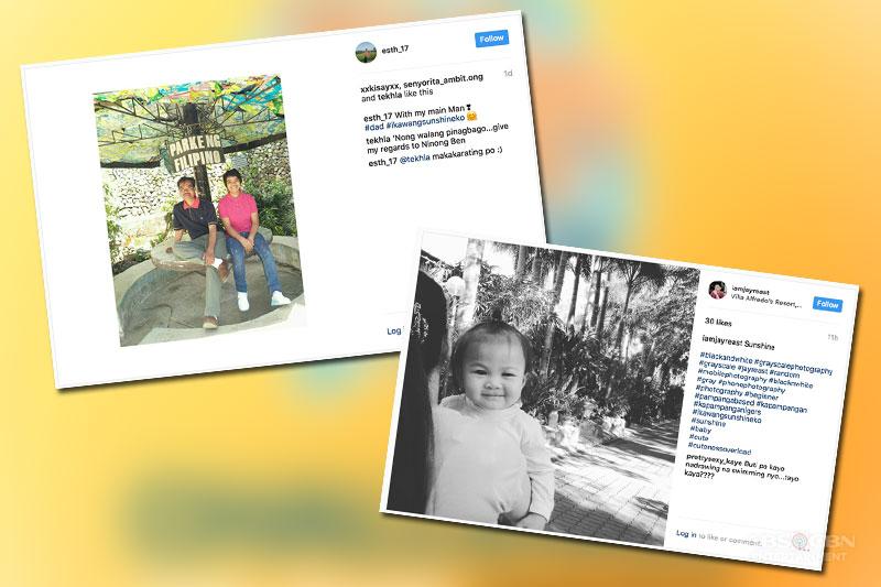 LOOK Kapamilyas share what make them smile with IkawAngSunshineKo Challenge  3
