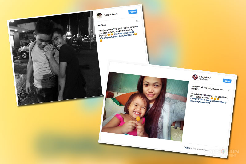 LOOK Kapamilyas share what make them smile with IkawAngSunshineKo Challenge  5