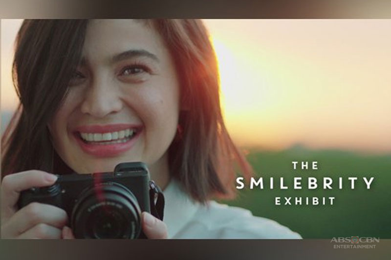 Anne Curtis Muses Whose smiles did Anne feature in her first photo exhibit  1