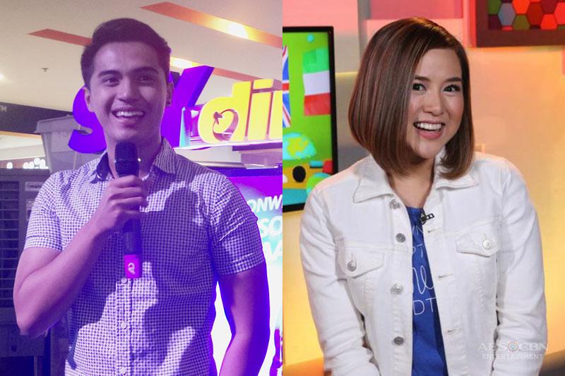 Umagang Kay Ganda host Marlo Mortel jams with SkyDirect in SM City Baguio 1