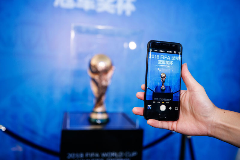 Vivo Becomes Official Sponsor of the 2018 and 2022 FIFA World Cup  3