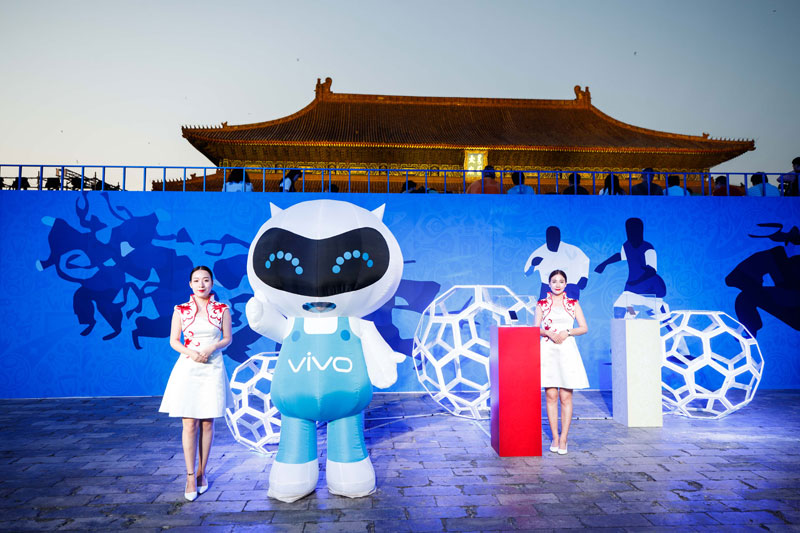 Vivo Becomes Official Sponsor of the 2018 and 2022 FIFA World Cup  4