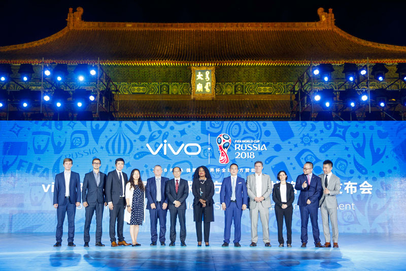 Vivo Becomes Official Sponsor of the 2018 and 2022 FIFA World Cup  5