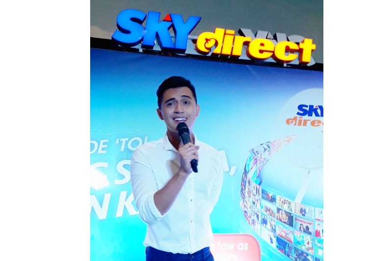 Maki jawith SkyDirect event hits Baguio City 1