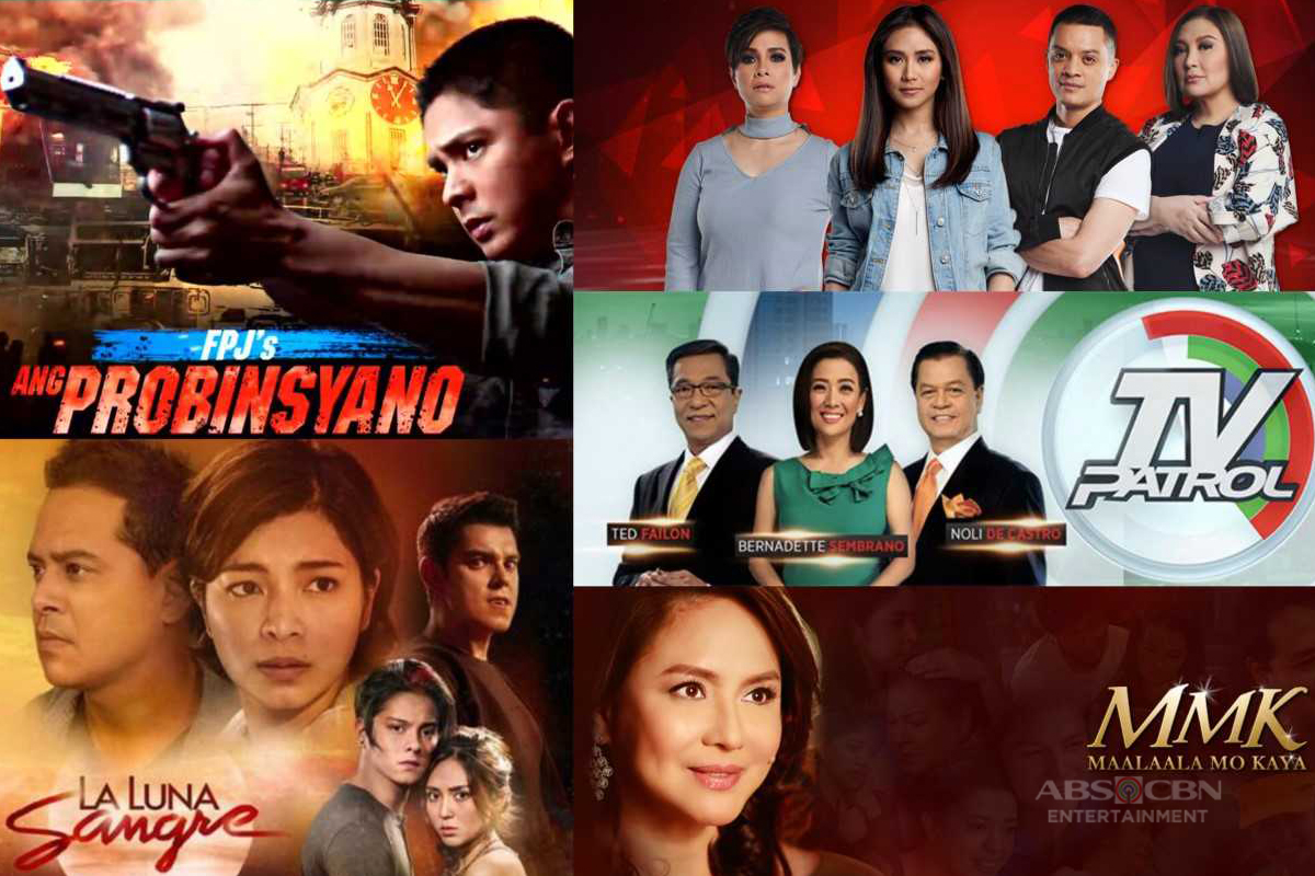 ABS CBN is still most watched network in June 1