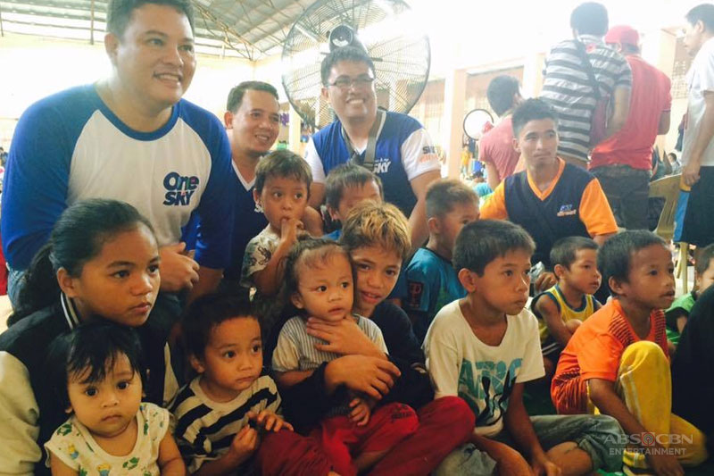 ABS CBN Lingkod Kapamilya Sky bring Pacquiao fight and cable shows to Marawin families 1
