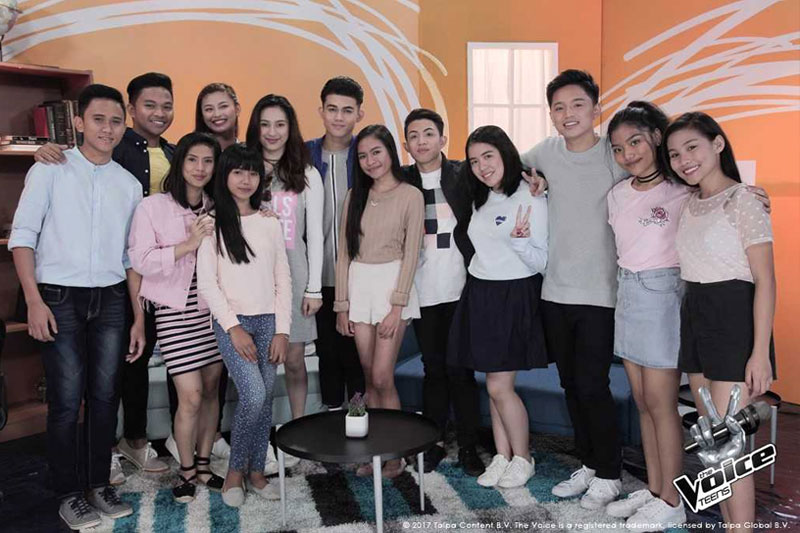 Meet the Top 12 Who ll Compete in the Live Shows of The Voice Teens  1