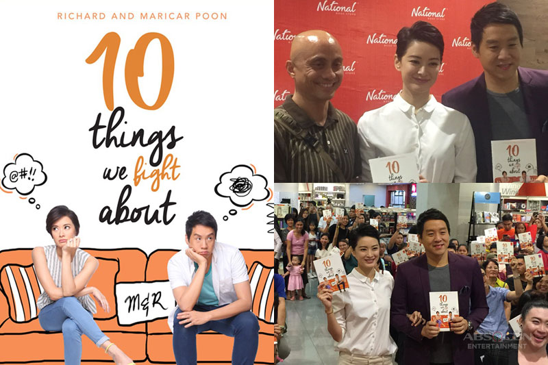 Richard and Maricar reveal common couple woes in new book 1o tThings We Fight About  1