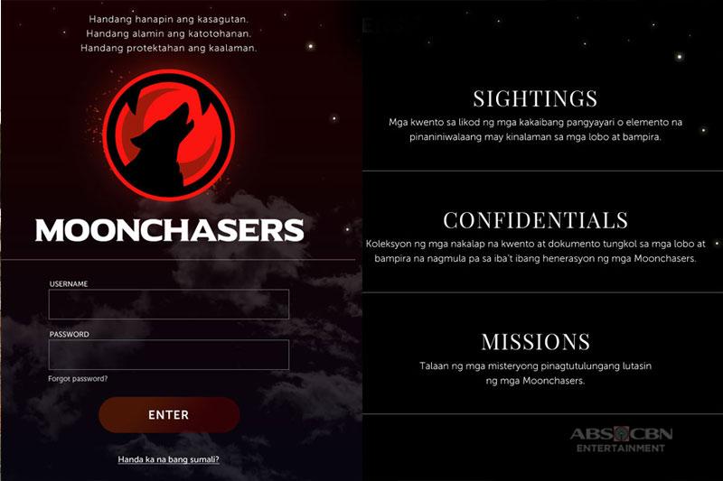 La Luna Sangre turns netizens into hunters via Moonchasers ph 1