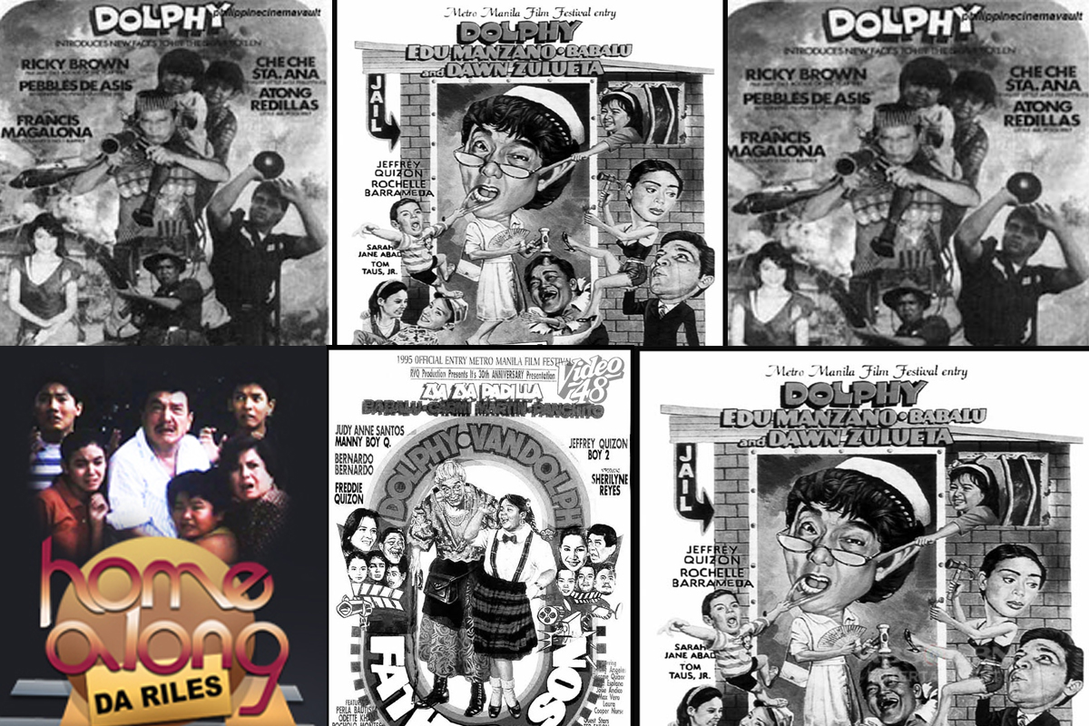 Cinemo screens 5 movies to celebrate Dolphy's  birthday
