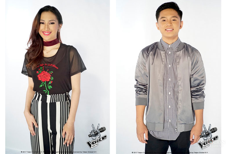 Behind the Voices An Interview with The Voice Teens Jeremy Glinoga and Isabela Vinzon 2