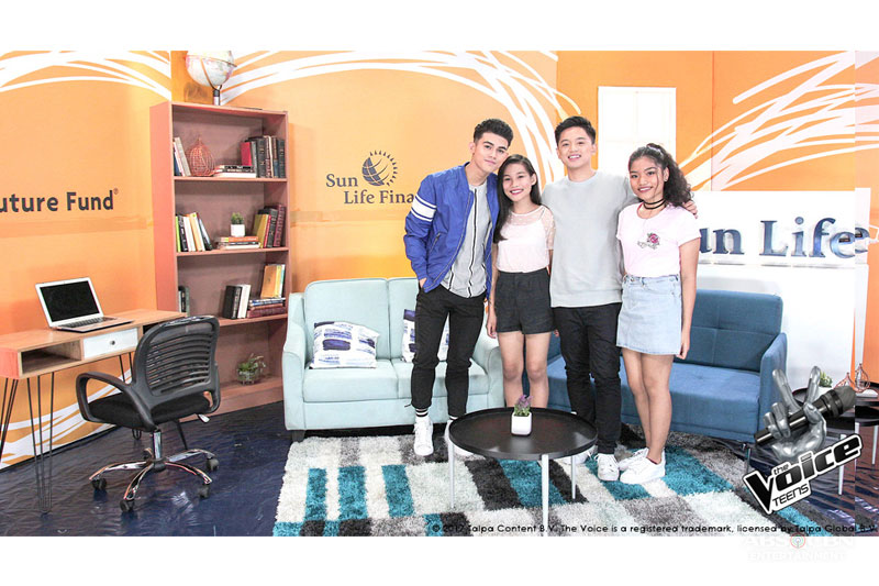 Behind the Voices An Interview with The Voice Teens Jeremy Glinoga and Isabela Vinzon 3