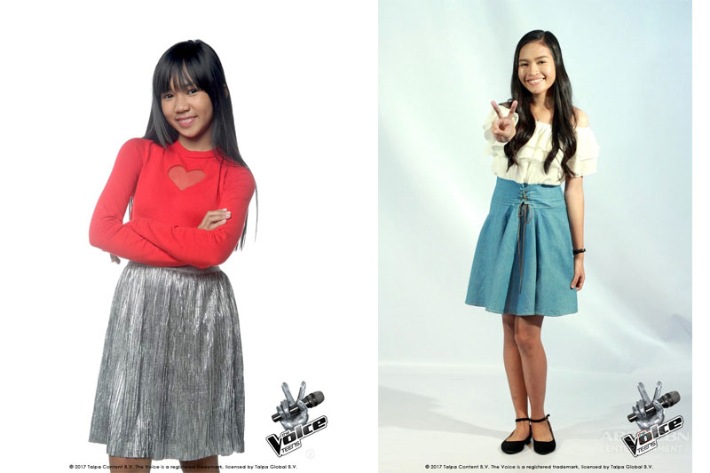 Behind the Voices An Interview with The Voice Teens Mica Becerro and Jona Soquite  2