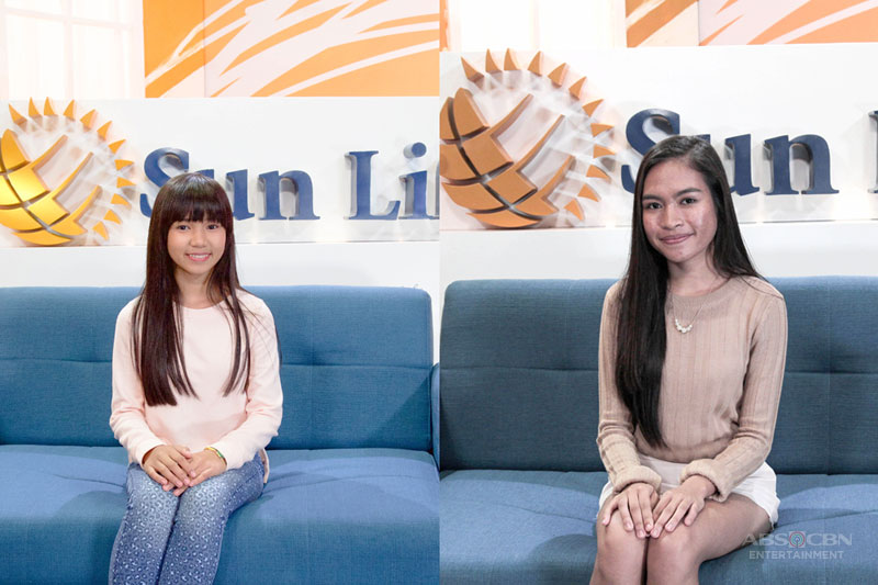 Behind the Voices An Interview with The Voice Teens Mica Becerro and Jona Soquite  1