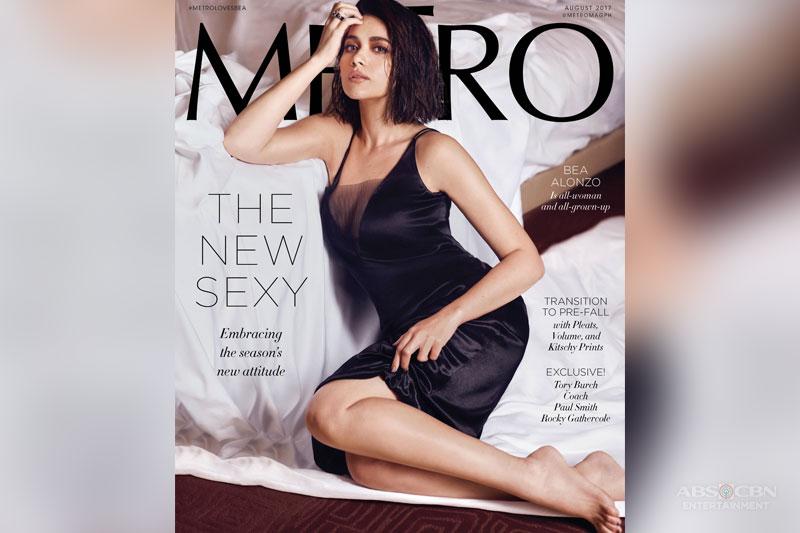 Bea stuns on Metro Magazine s August Issue 1