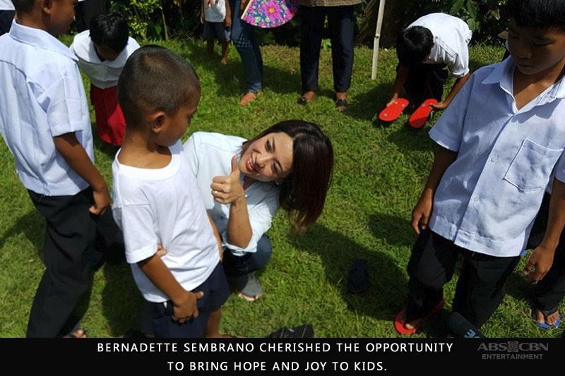 Angel Aquino and Gretchen Ho join Bernadette Sembrano in TV Patrol s Public Service Caravan 2