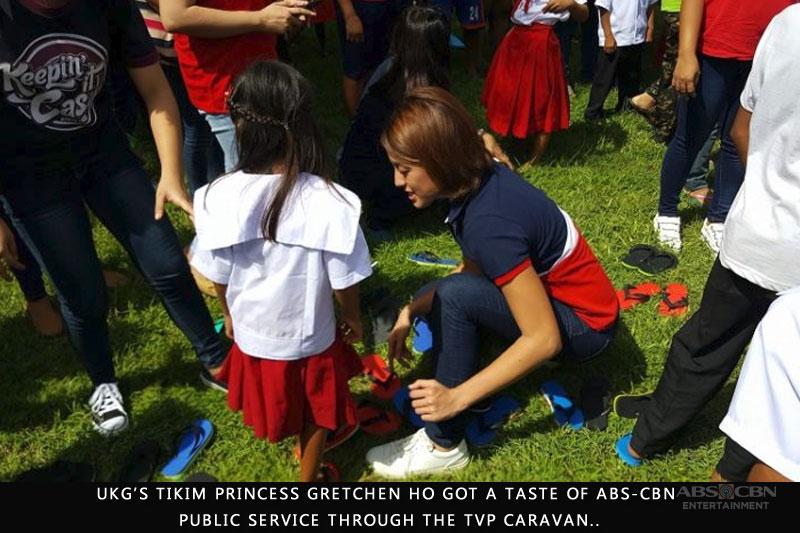 Angel Aquino and Gretchen Ho join Bernadette Sembrano in TV Patrol s Public Service Caravan 4
