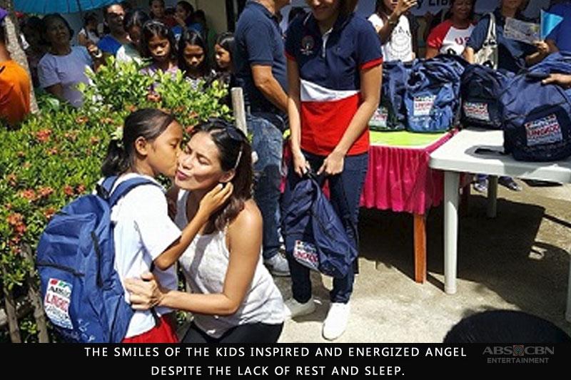 Angel Aquino and Gretchen Ho join Bernadette Sembrano in TV Patrol s Public Service Caravan 5