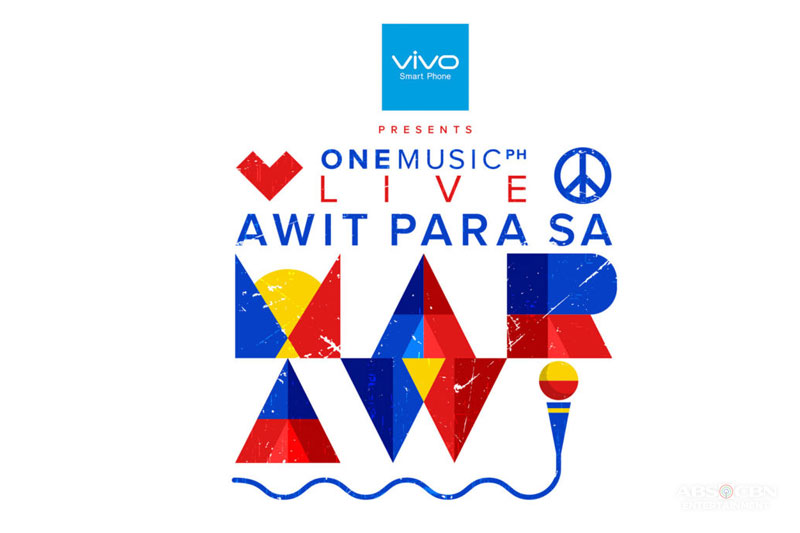 Kapamilya artists unite for Marawi in One Music PH s benefit concert 1