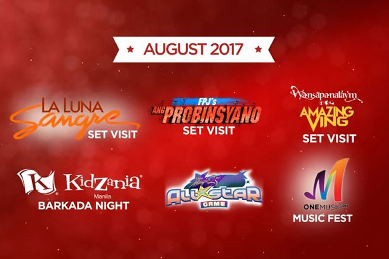 ABS CBNmobile s Kapamilya VIP celebrates 1st anniversary with new exclusive experiences and rewards 1