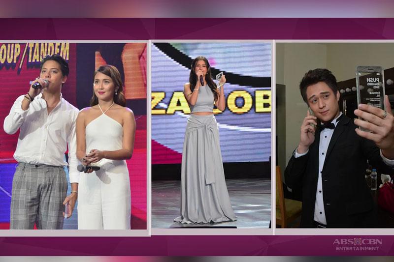 Kapamilya fans todo na ang kampanya para sa kanilang paboritong stars sa Push Awards 2017  1