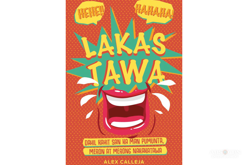 Alex Calleja becomes multimedia comedian with new book Lakas Tawa  2